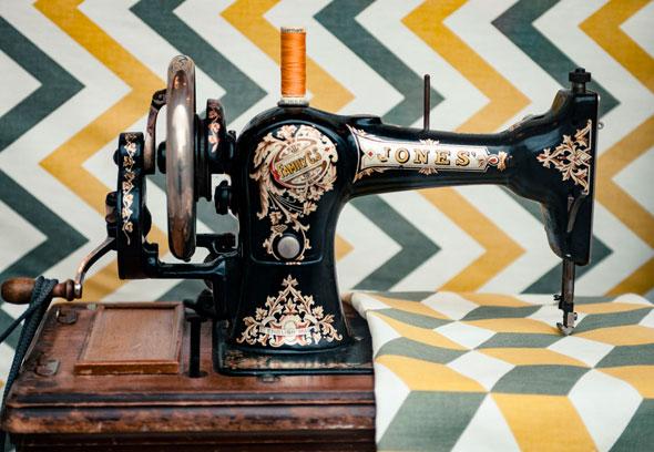 maquina de coser vitange